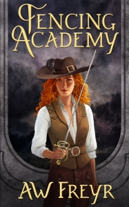 Fencing Academy Cover